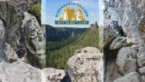 Abenteuertour Basteigebiet @ Kurort Rathen, Elbparkplatz