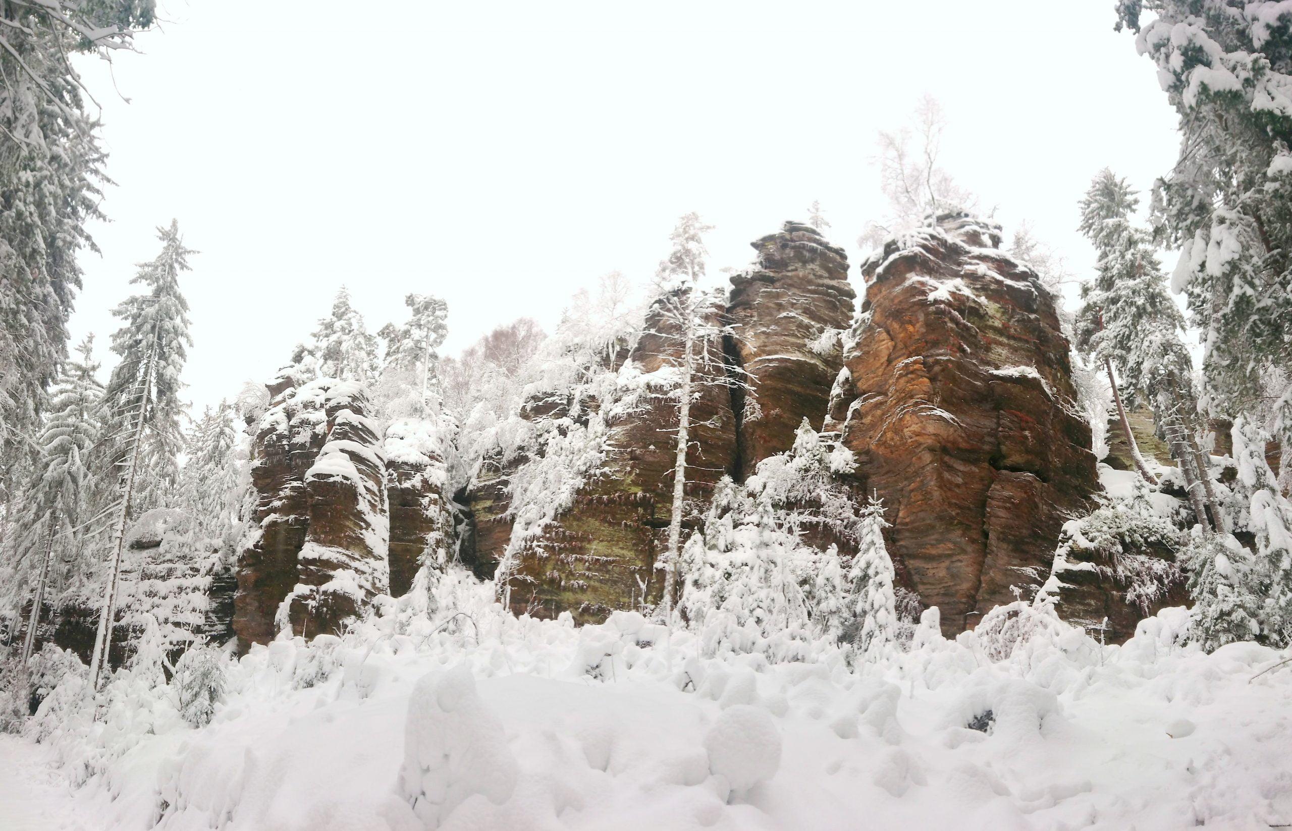 Winter-Wanderland